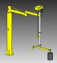 Articulated jib crane manipulator with torque arm 3RM